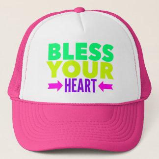Bless Your Heart Trucker Hat
