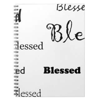 Blessed11 Notebooks