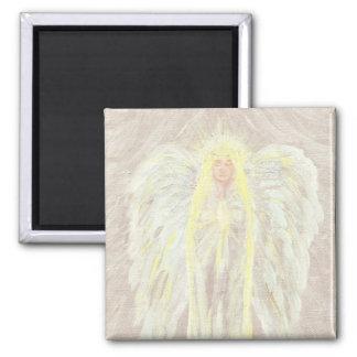 Blessed Angel of Golden Light Magnet