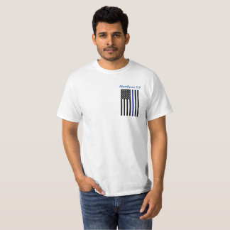 Blessed are the Peacemaker - Matthews 5:9 T-Shirt