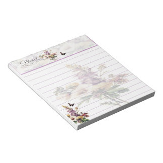 Blessed are the pure in heart notepad