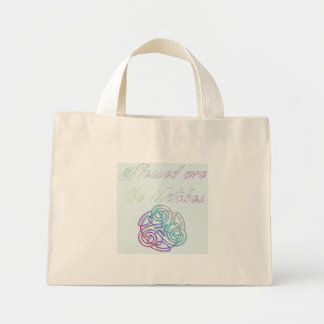 Blessed are the Witches tote bag