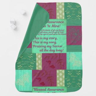 Blessed Assurance Baby Blanket
