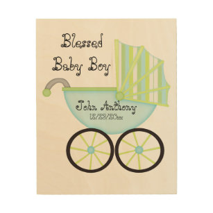 Blessed With Baby Boy Gifts On Zazzle Ca