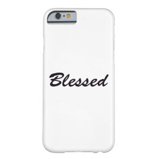 Blessed Barely There iPhone 6 Case