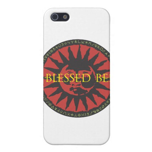 Blessed Be Sun Covers For iPhone 5