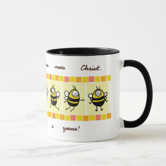 Blessed Bee© The Poor in Spirit Mug
