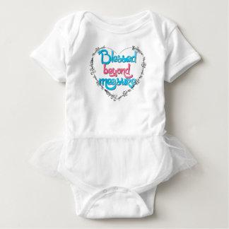 Blessed beyond measure baby bodysuit