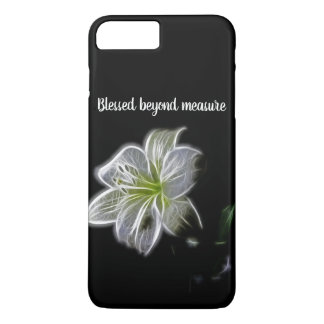 Blessed beyond measure iPhone 8 plus/7 plus case