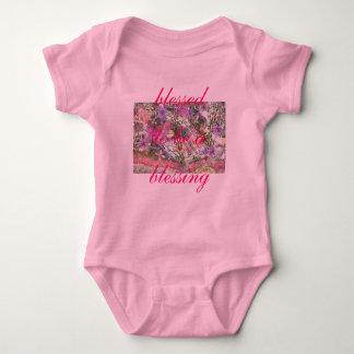 blessed blessing baby bodysuit