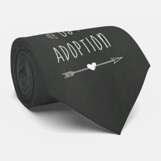 Blessed by Adoption - Foster Care, Adopt Gift Tie
