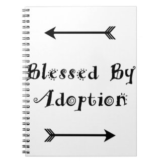 Blessed by Adoption - Foster Care Notebooks