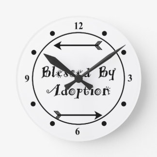 Blessed by Adoption - Foster Care Round Clock