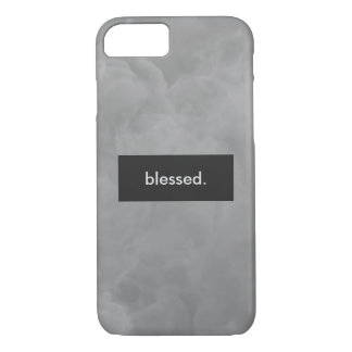 blessed. Customizable iPhone 7 Case
