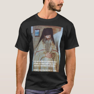Blessed Father Seraphim Rose of Platina T-Shirt