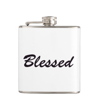 Blessed Hip Flask