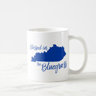 Blessed In The Bluegrass Mug