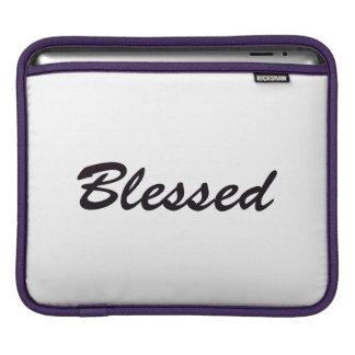 Blessed iPad Sleeve