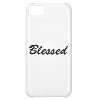 Blessed iPhone 5C Cover