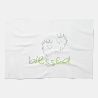 Blessed Kitchen Towel