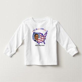 Blessed Name Toddler Long Sleeve Tshirt