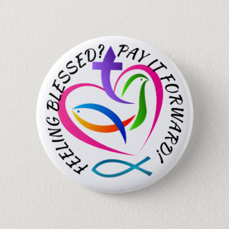 Blessed Pay it Forward Button