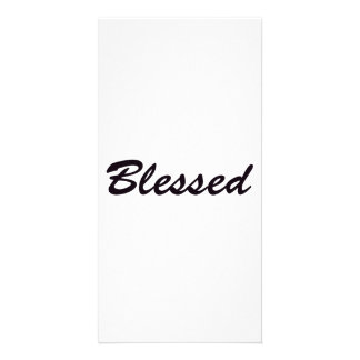 Blessed Picture Card