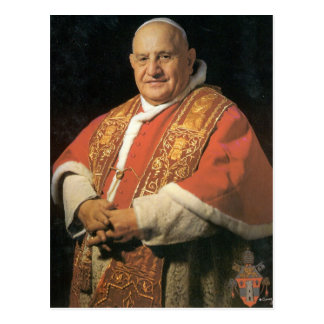 Blessed Pope John XXIII Postcard