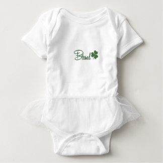 Blessed St. Patrick's Day Design ☘ Baby Bodysuit