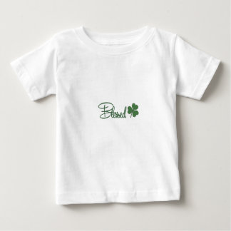 Blessed St. Patrick's Day Design ☘ Baby T-Shirt