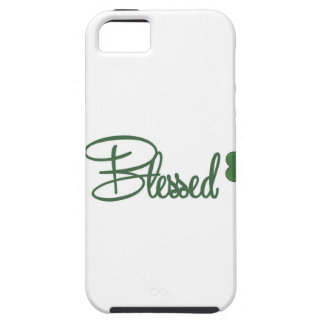 Blessed St. Patrick's Day Design ☘ iPhone 5 Case