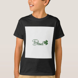 Blessed St. Patrick's Day Design ☘ T-Shirt