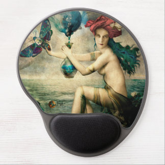 """Blessed Temperance"", © Sea Corner Gel Mouse Pad"