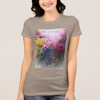 BLESSED THISTLE LT.BROWN BELLA SHIRT