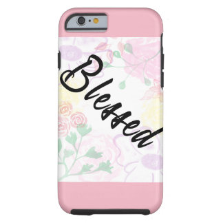 Blessed Tough iPhone 6 Case