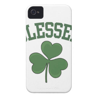 BLESSED Varcity Design iPhone 4 Cover