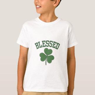 BLESSED Varcity Design T-Shirt