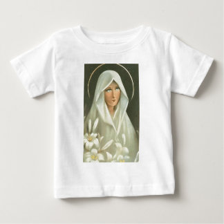 Blessed Virgin Mary Baby T-Shirt