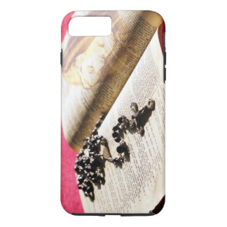 Blessed Virgin Mary Bible Rosary iPhone 7 Plus Case