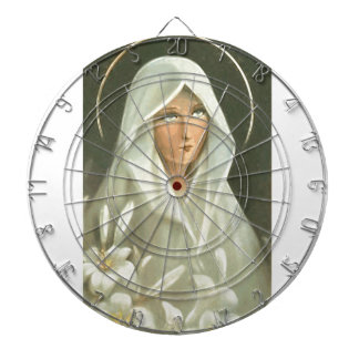 Blessed Virgin Mary Dartboards