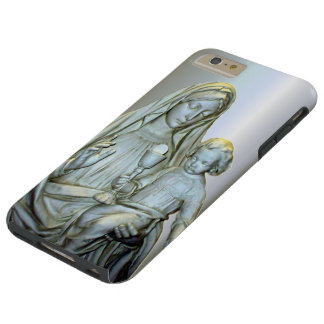 Blessed Virgin Mary - Infant Child Jesus Tough iPhone 6 Plus Case