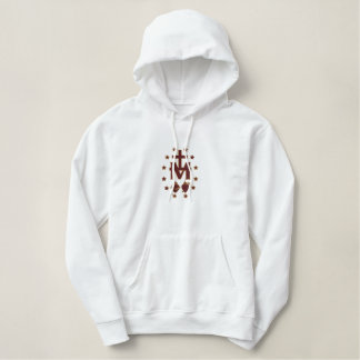 Blessed Virgin Mary Symbolism Hoody