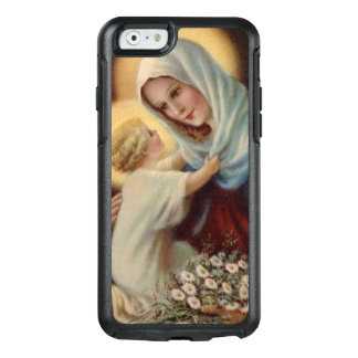 Blessed Virgin Mary with Baby Child Jesus OtterBox iPhone 6/6s Case