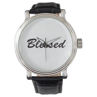 Blessed Wrist Watches
