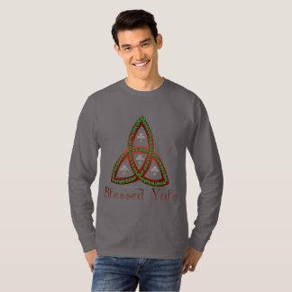 Blessed Yule Men's Long Sleeve Shirt