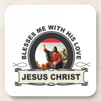 blesses me with his love coaster