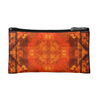 Blessing Abstract Art Cosmetic Bag