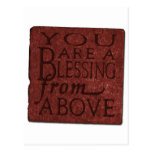 Blessing Postcards