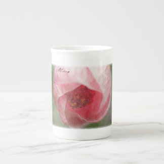 Blessing Rose Tea Cup