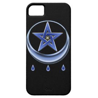 Blessing Symbol and pentagram iPhone 5 Case